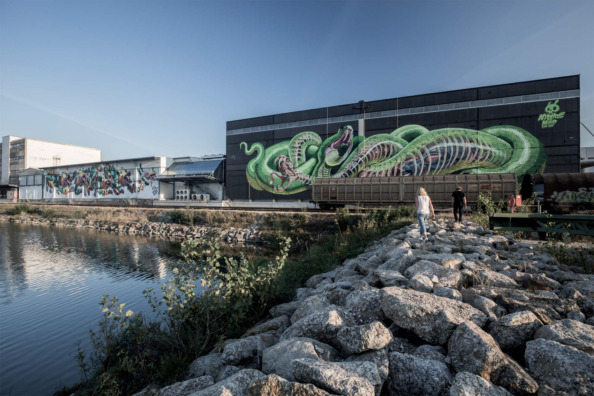Linz Mural Harbour Titel c OOe Tourismus Robert Maybach