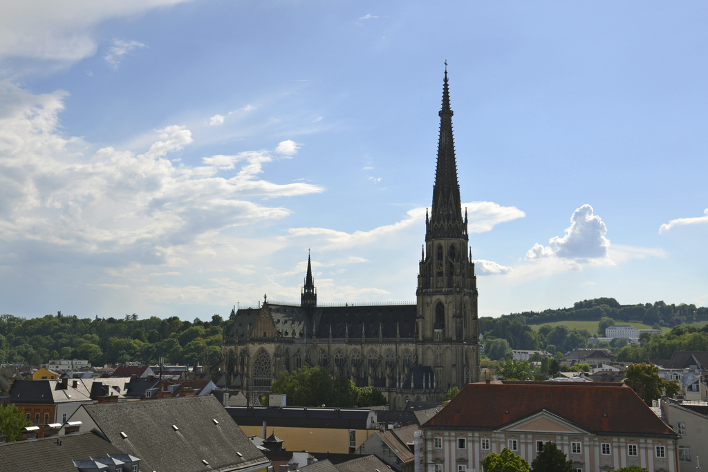 The New Cathedral - Mariendom © LinzTourismus GM