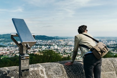 The Pöstlingberg lets you change your perspectives on Linz! © LinzTourismus ASigalov