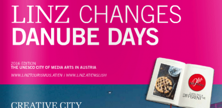 Linz changes danube days 2016 magazine short