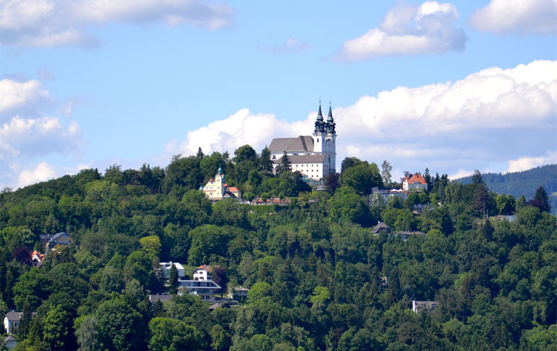Pöstlingberg Linz Tourism