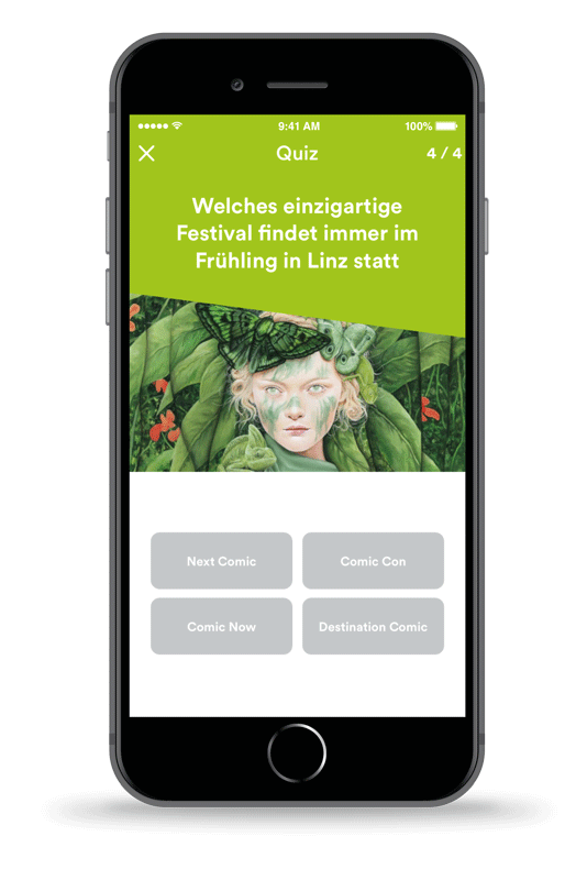 Iphone Visit Linz App 2018