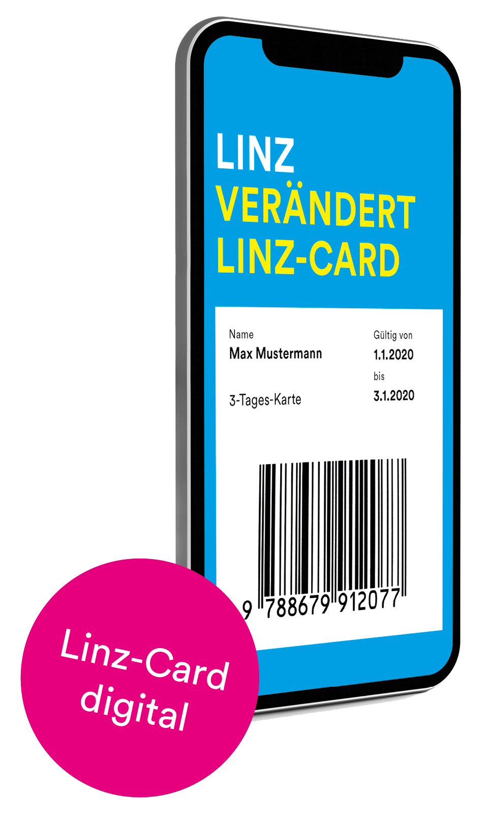 Linz Card digital