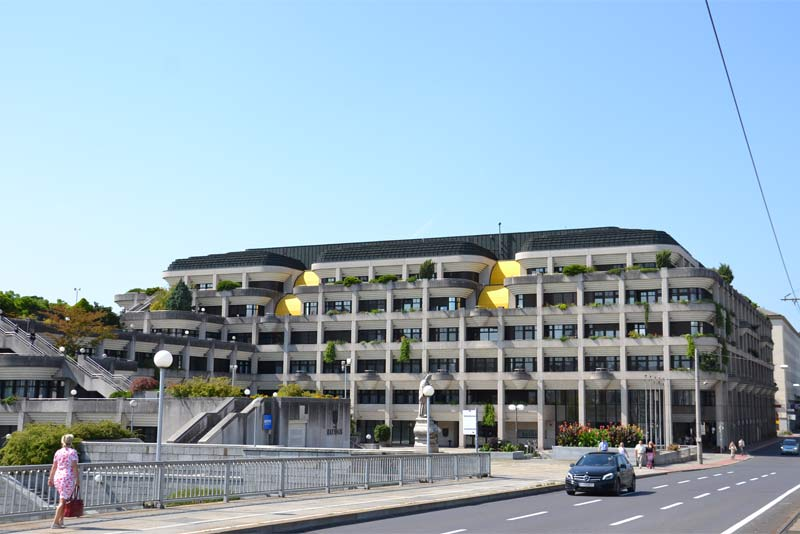 Neues Rathaus Linz Linz Tourismus